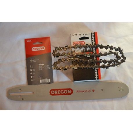 Prowadnica Oregon 130MLBK095 z łańcuchem 325 x 1.3 /56  do Husqvarna